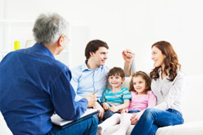 Family Therapy/ Parent and Teen Conflicts/Blended Family